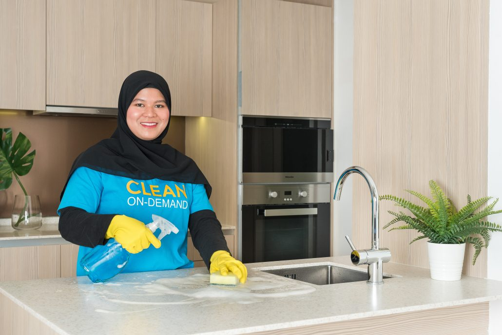 kitchen cleaning singapore