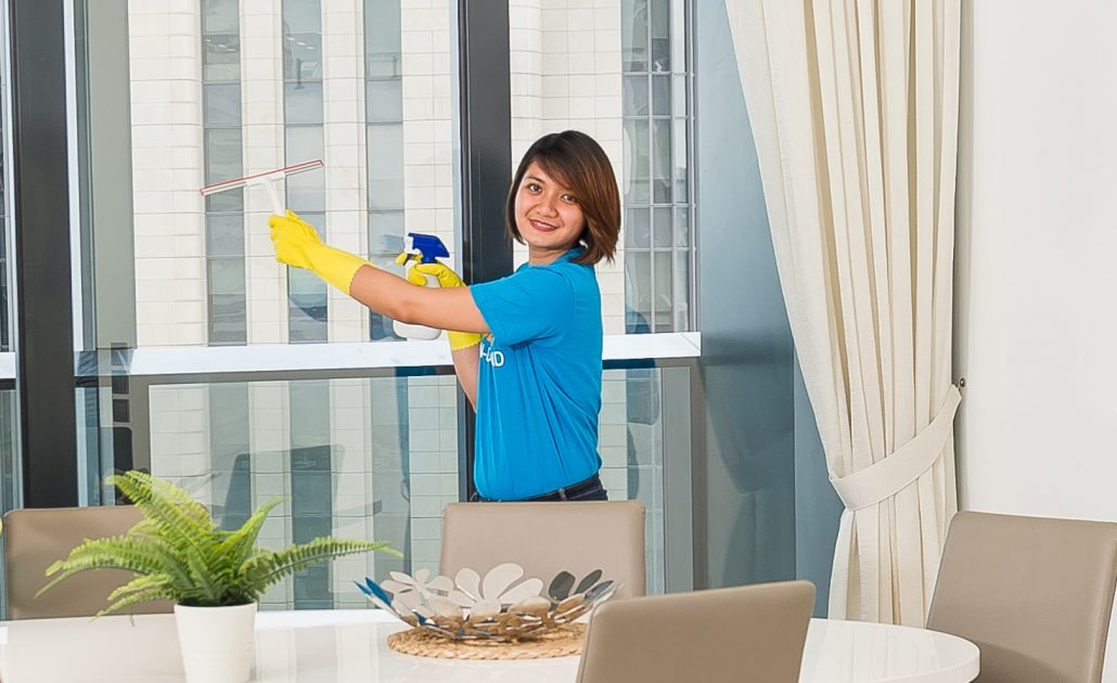 windows cleaning singapore